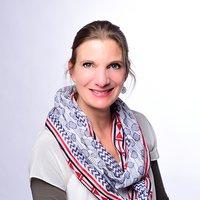 Porträtfoto von Nadine Sprys