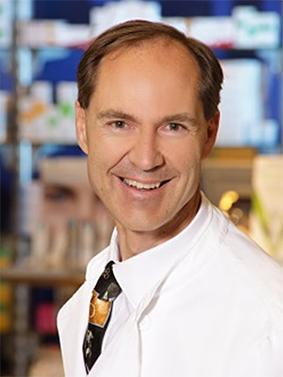Porträtfoto von Joachim Gerke