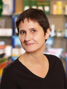 Porträtfoto von Claudia Zenetti