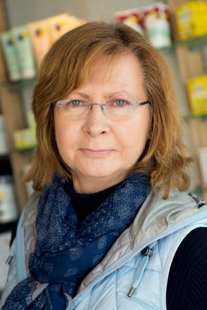 Porträtfoto von Christiane Geißler