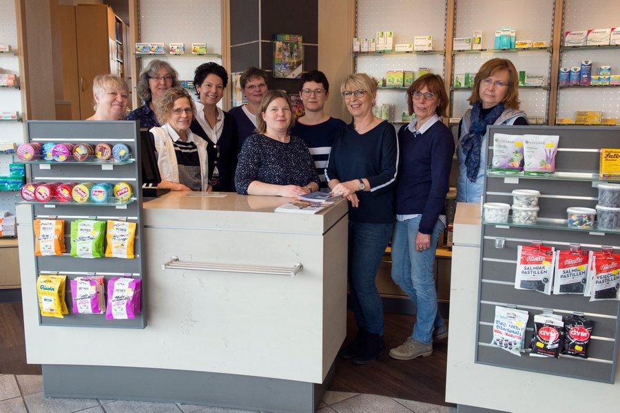 Team der Markt Apotheke im Eigen
