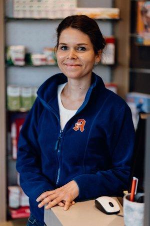 Porträtfoto von Regina Winkelmann