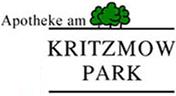 Logo der Apotheke am Kritzmow-Park