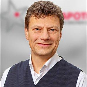 Porträtfoto von Friedemann Ahlmeyer