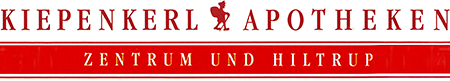 Logo der Kiepenkerl-Apotheke