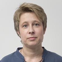 Porträtfoto von Frau Sack