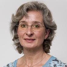 Porträtfoto von Frau Keschtges