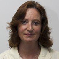 Porträtfoto von Frau Hardt