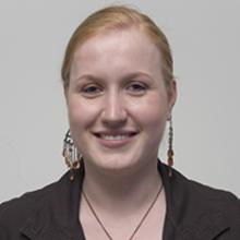 Porträtfoto von Frau Buchwald