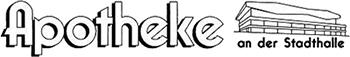 Logo der Apotheke an der Stadthalle
