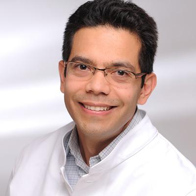Porträtfoto von Ivan Muñoz