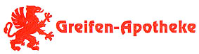 Logo der Greifen-Apotheke