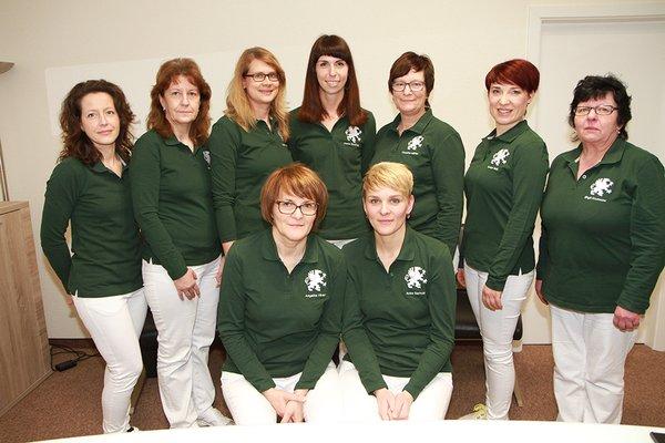 Team der Greifen-Apotheke