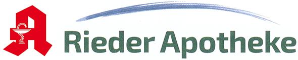 Logo der Rieder Apotheke