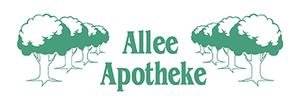 Logo der Allee Apotheke