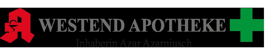 Logo der Westend Apotheke
