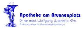 Logo der Apotheke am Brunnenplatz