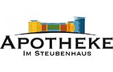 Logo der Apotheke im Steubenhaus