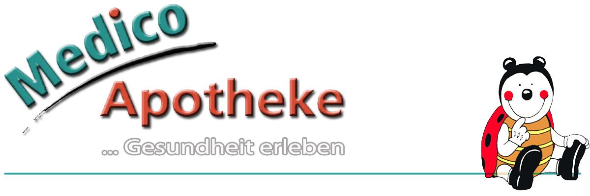 Logo der Medico-Apotheke