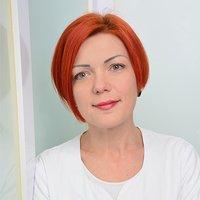Porträtfoto von Nataliia Hauser