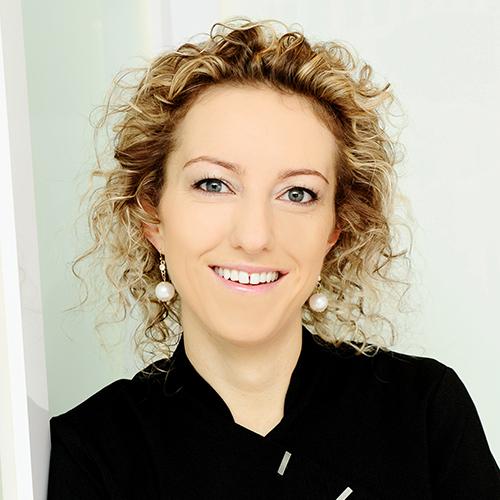 Porträtfoto von Magdalena Schöberl
