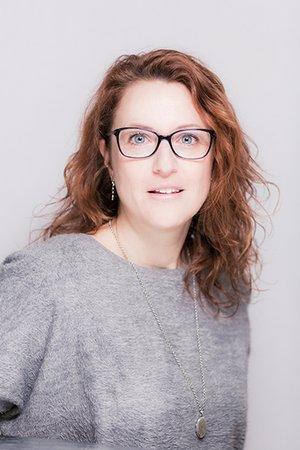 Porträtfoto von Dagmar Goblirsch