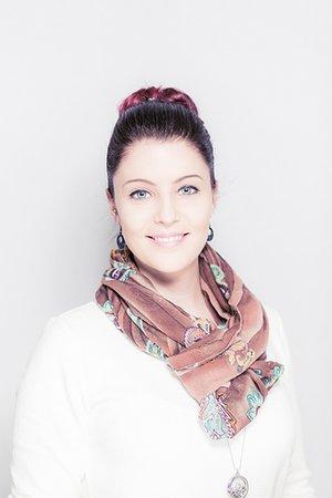 Porträtfoto von Katrin Grüner