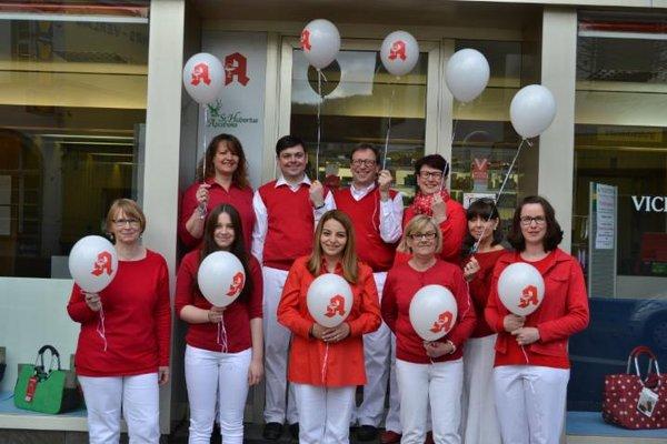 Team der St. Hubertus-Apotheke