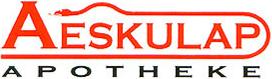 Logo der Aeskulap-Apotheke