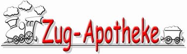 Logo der Zug-Apotheke