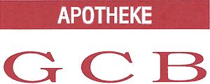 Logo der Apotheke im Gesundheitscentrum