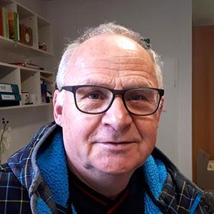 Porträtfoto von Norbert Greiffenberg