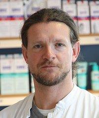Porträtfoto von Dr. Conrad Leistert