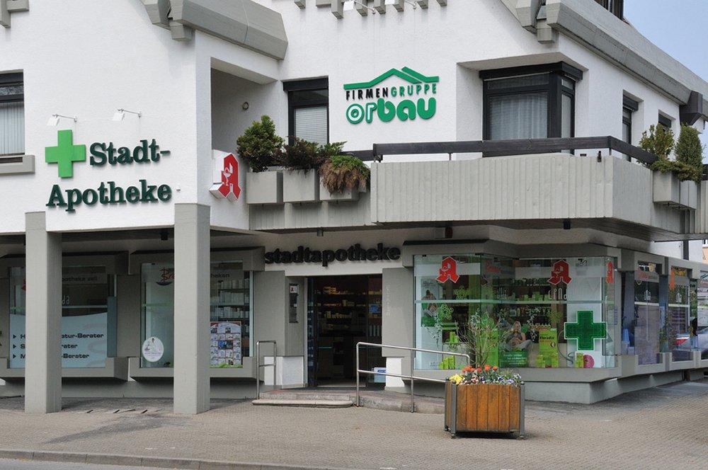Stadt Apotheke In 77736 Zell Am Harmersbach