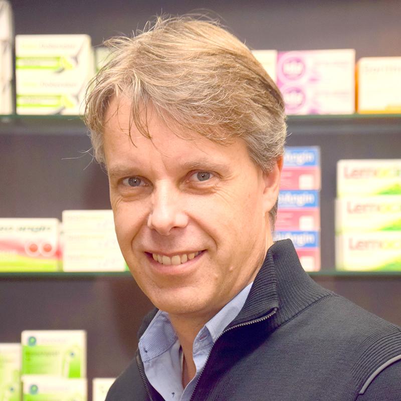 Porträtfoto von Dr. Martin Maisch