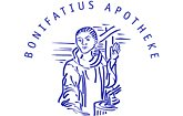 Logo der Bonifatius-Apotheke