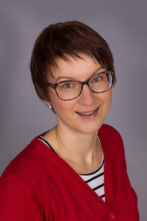 Porträtfoto von Doris Krinninger