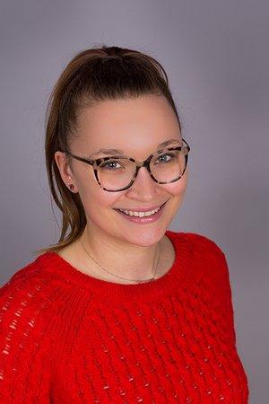 Porträtfoto von Angelina Schwarzmeier