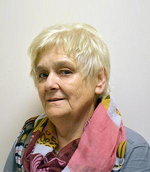 Porträtfoto von Elisabeth Brüggemann