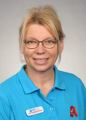 Porträtfoto von Anke Hagebölling-Schlauch