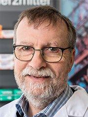 Porträtfoto von Heinz-Georg Steffan