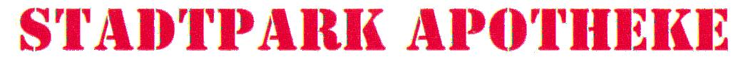 Logo der Stadtpark-Apotheke