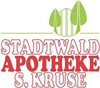 Logo der Stadtwald-Apotheke S. Kruse e. K.