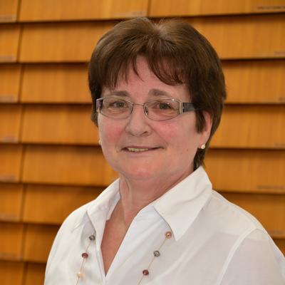 Porträtfoto von Annemie Bodensteiner