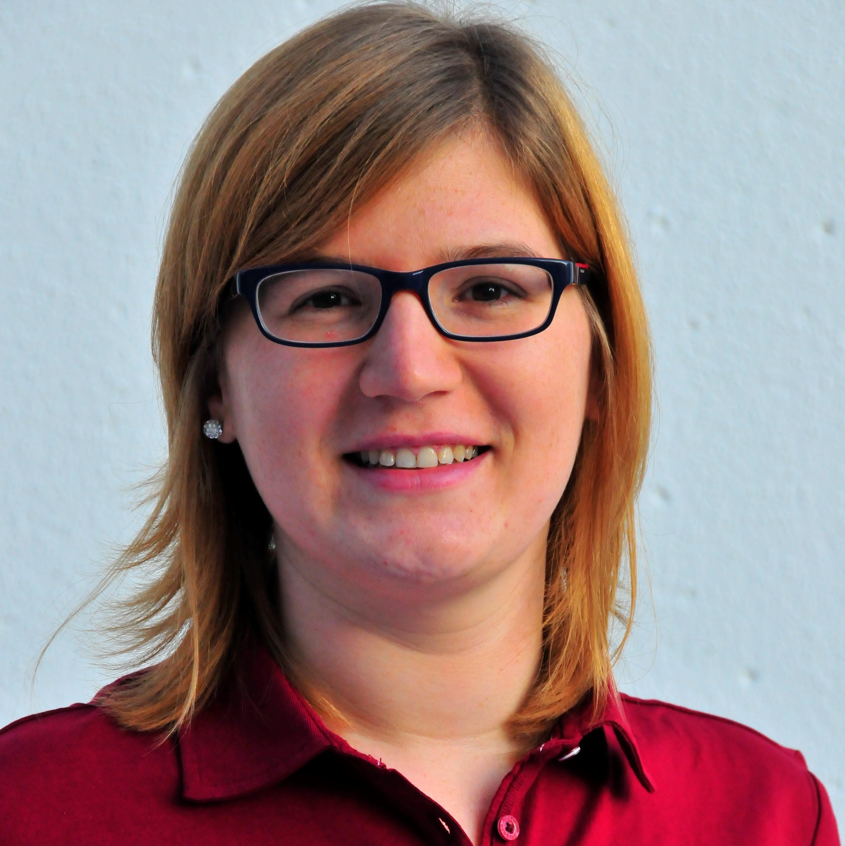 Porträtfoto von Bianca Widerspick