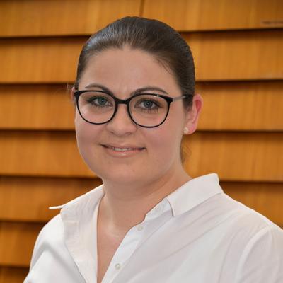 Porträtfoto von Natascha Priller