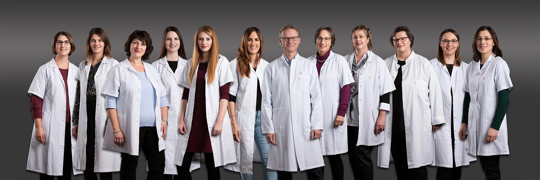 Team der Cosmas Apotheke