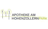 Logo der Apotheke am Hohenzollernpark