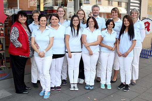 Team der Vital-Apotheke