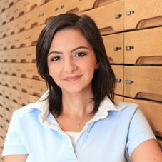 Porträtfoto von Ayse Özcan